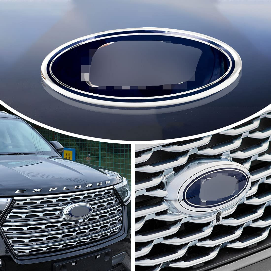 Automotive Emblems Explorer 2011 to 2016 F-250/F-350 2005 to 2007 ...