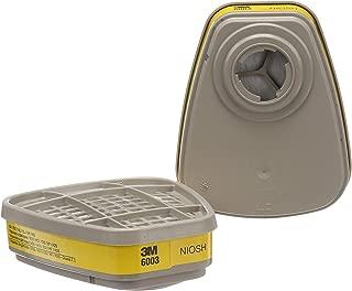 3M OCS6003 Gray Cartridge Organic Vapor/Acid Gas (Case of 60)