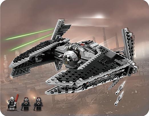 sw0414 Sith Trooper Lego Star Wars aus Set 9500 #2943