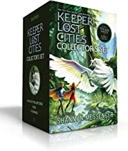 Keeper of the Lost Cities Collector's Set (Includes a sticker sheet of family crests): Keeper of the Lost Cities; Exile; E...
