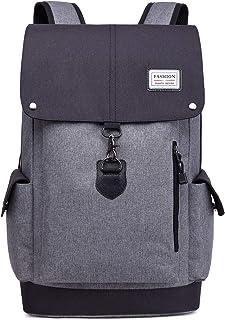 حقيبة ظهر للكمبيوتر المحمول للرجال والنساء حقيبة ظهر مدرسية للكلية حقائب ظهر أنيقة مقاومة للماء