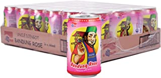 JJ Uncle Djengot Bandung Rose Case, 300 ml, (Pack of 24)