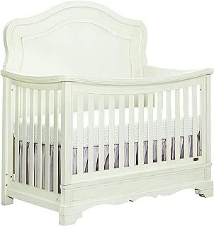 Bassett Baby & Kids Seraphina 4-in-1 Crib, Vintage White