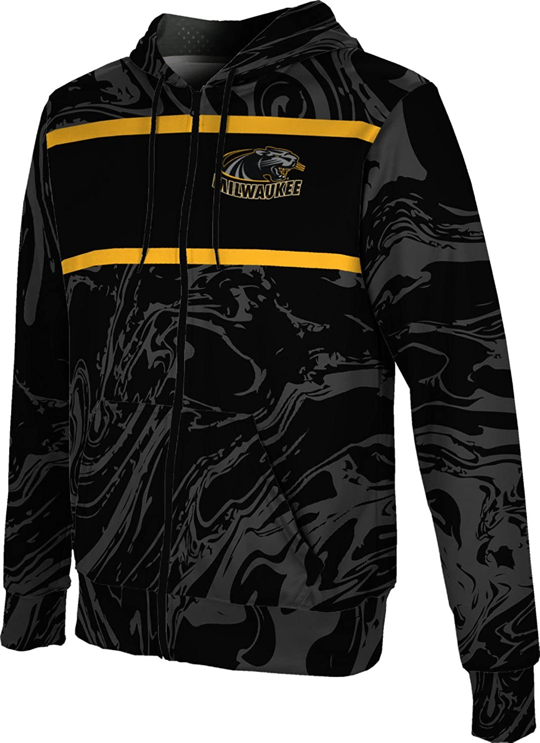 University of Wisconsin-Milwaukee Boys' Hoodie Free shipping on posting reviews Zipper School Sp Max 57% OFF