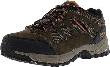 HI-TEC Men's Ridge Low Waterproof I Ankle-High Leather Hiking Shoe