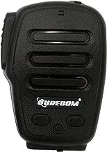Mcbazel Surecom Impermeable Bluetooth Altavoz Micrófono PTT Waterproof Speaker Microphone para teléfono Android POC Walketalkie