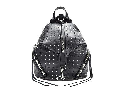 Rebecca Minkoff Medium Julian Backpack (Black 3) Backpack Bags