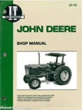 JD-59 John Deere 2750 2755 2855 2955 Tractor Workshop Manual