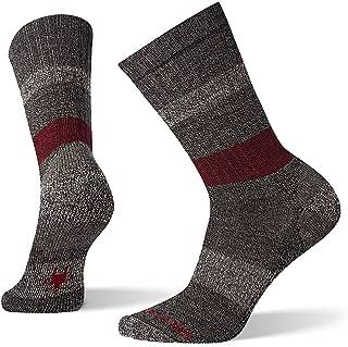 Smartwool Barnsley Crew Socks - Men's Medium Cushioned Merino Wool Performance Socks