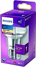 Philips LED Classic Reflector Light Bulb [E27 Edison Screw] 3W - 40W Equivalent, Warm White (2700K), Non-Dimmable