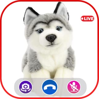 Call Video Wolf Simulator - Prank Call Apps