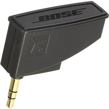 Bose QuietComfort headphones airline adapter 機內用アダプタ