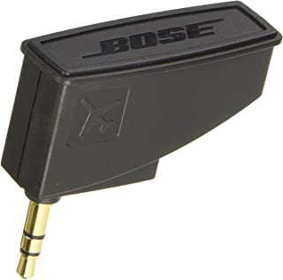 Bose QuietComfort headphones airline adapter 機内用アダプタ