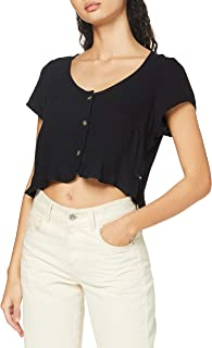 Hurley W Sydney S/S Top T-Shirt Mujer