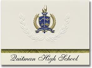 quitman high school graduation