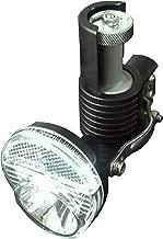 Iztor Bicycle Motorized Bike Friction Generator Dynamo Headlight LED light