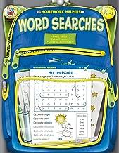 Word Searches Homework Helper, Grades K-1