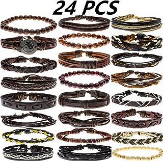 Best pandora brown leather bracelet Reviews