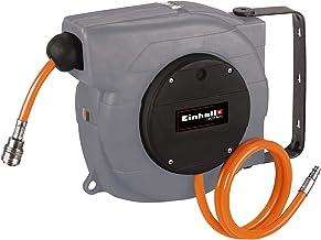 Originele Einhell Automatische Slanghaspel DLST 9+1 (Slanglengte 9m + 1m aansluitslang, slangbinnendiameter 8 mm, max. wer...