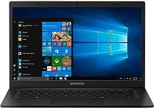 "MEDION E4251 - Ordenador portátil de 14"" FHD ( Intel Celeron N4000, 4 GB RAM, 64 GB eMMC, Intel UHD Graphics, Windows 10) ..."
