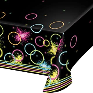 Best neon table cloths Reviews