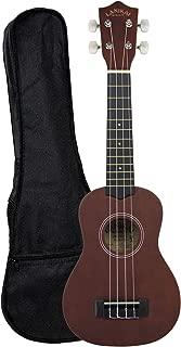 Lanikai LU-11 Standard Size Ukulele Bundle with Gig Bag