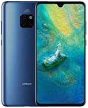 "Huawei Mate 20 (128GB/4GB) 6.53"" FHD+ Display Triple Camera 4000 mAh Battery 4G LTE GSM Dual SIM Global Unlocked (HMA-L29)..."