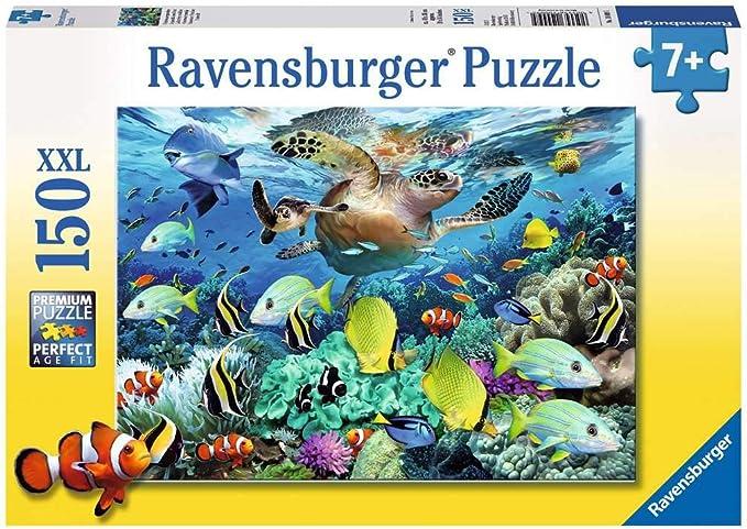 Ravensburger Puzzle 1000 pièces Sheepworld sous la merAdultes Puzzle