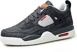 : Gris Tennis Chaussures de sport : Chaussures