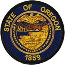 State Seal Patch Round 3