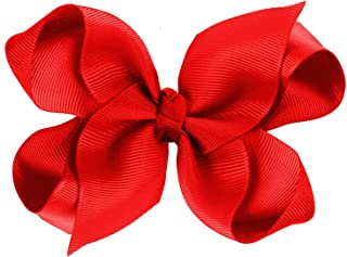 red bow hair