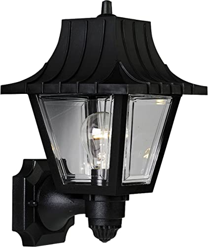 Progress Lighting P5814-31 Traditional One Hanging Lantern from Edition Collection in Bronze/Dark Finish Lighting Accessory, 8-Inch Width x 12-3/4-Inch Height, Black
