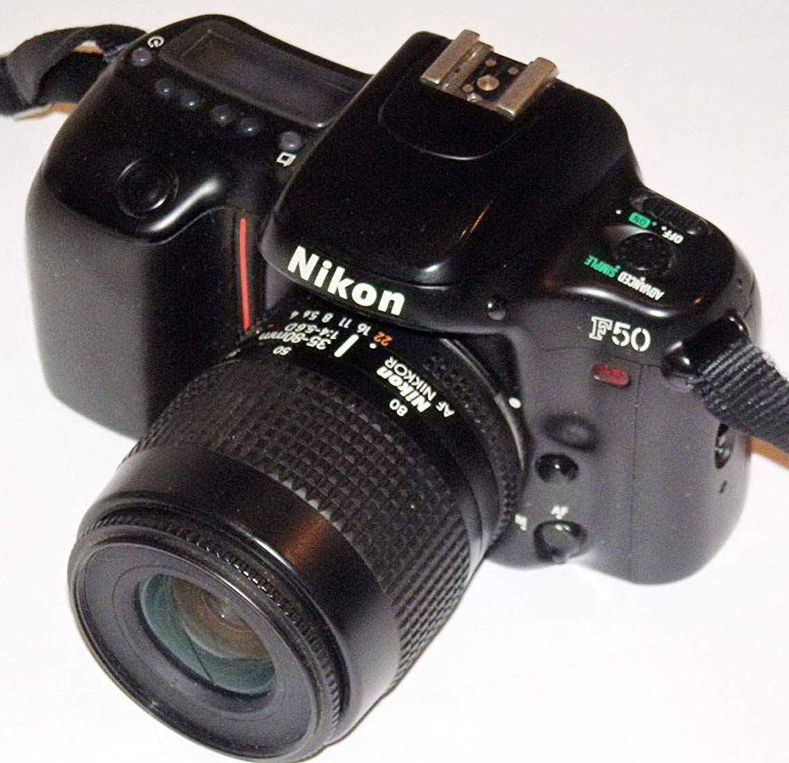 Fotos – Nikon F50 – SLR Camera inclusive Objetivo Nikon AF Nikkor ...