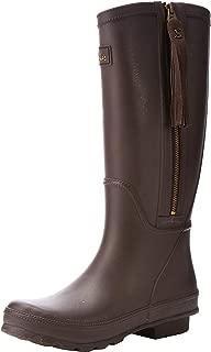 Joules Collette Womens Wellington Boots 7 B(M) US Women / 6 D(M) US Dark Brown
