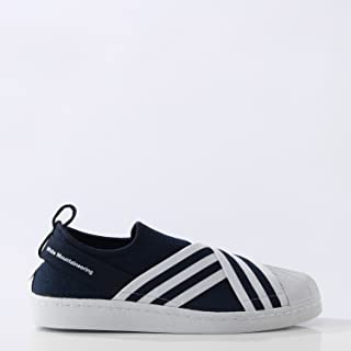 正規品 【adidas Originals by White Mountaineering】 スーパースター[WM SUPERSTAR SLIP ON] ネイビー/ホワイト BY2879
