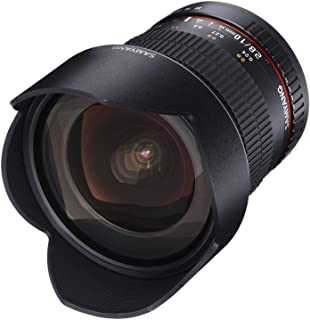 Samyang 10mm F2.8 Objektiv für Anschluss Fuji X