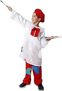 Costumizate! Disfraz de Pintor Talla 10-12 Especial para niños Fiestas de Disfraces o Carnaval