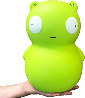"SDCC 2018 Bob's Burgers 10"" Kuchi Kopi Jumbo Squishy Exclusive Toy"