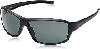 Fastrack UV Protection Sport Men's Sunglasses (P222GR1|62|Grey)