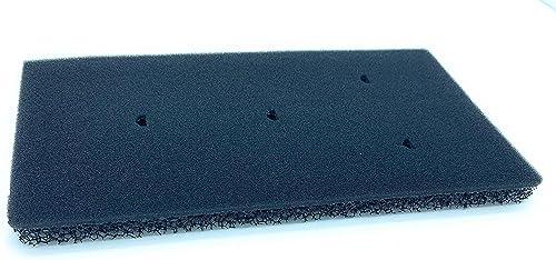 Filtre pour sèche-linge de marque Whirlpool® Bauknecht® Privileg®- Mousse Polyuréthane Filtrante – Top Qualité – Plus...
