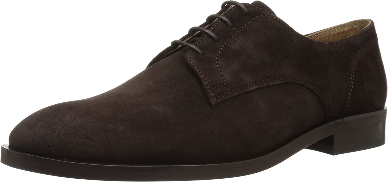 ALDO Hommes's voiturePITELLA Construction chaussures, marron Suede, 11 D US