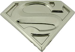Superman Belt Buckle DC Comics Warner Bros Original Logo US American Superhero