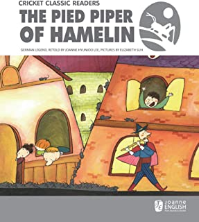 The Pied Piper of Hamelin (Cricket Classic Readers)
