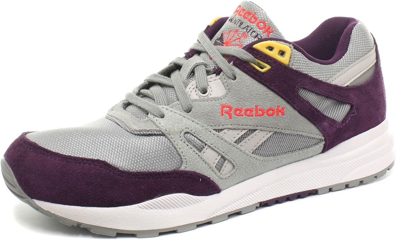 Reebok Classic Ventilator Co-Op Womens Suede Retro Sneakers
