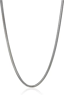 BERING Women Stainless Steel Necklace - 424-10-600