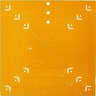 Kimberbell KimberBell Orange Pop Ruler Set - Square, Multi