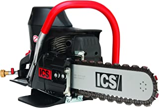 ICS 545099 Gas Saw Package with 14-Inch Guidebar and Twinmax-32 Chain, Black