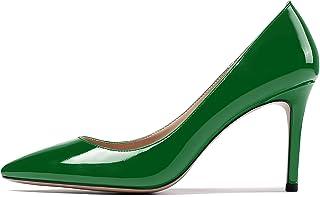 EDEFS Scarpe Donna Tacco Alto 8.5 CM,Tacco a Spillo Scarpe,High Heel Donna Scarpe