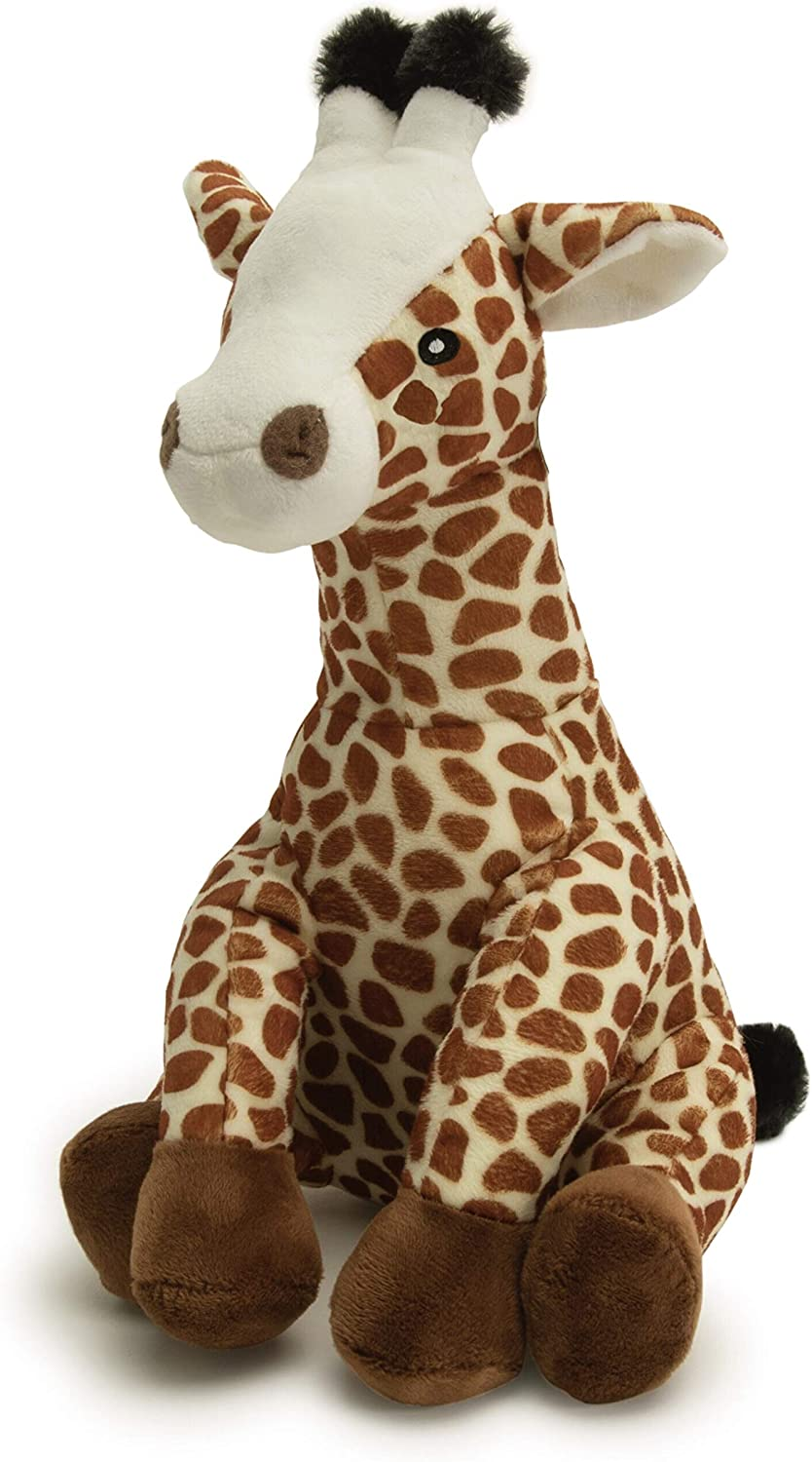 Farting Plush Dog Toy by The Farting Dog Company   Gilbert The Farting Giraffe   Interactive Stuffed Animal   Sound Module Insert