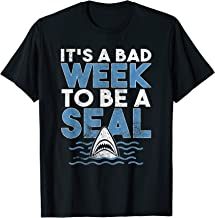 shark week bad day to be a seal